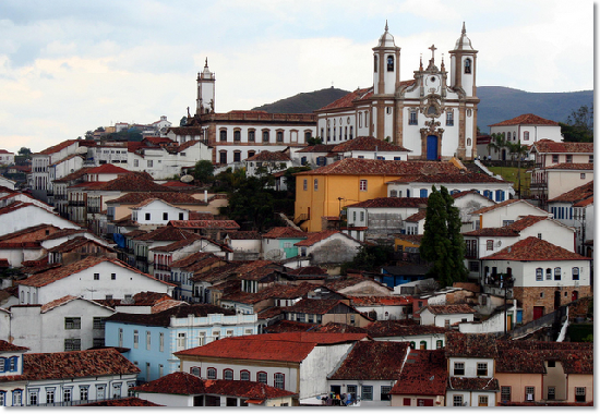 City Of Ouro Preto