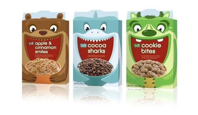 Probably the 25 Coolest Cereal Box Designs