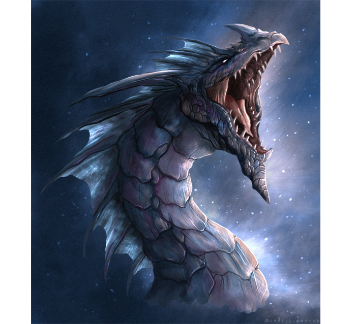 Probably the Best 20 Dragon Illustrations Available Online