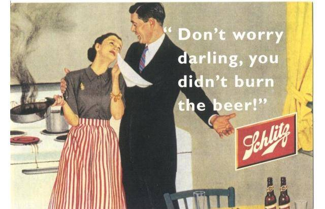 sexist advertisements 1960s