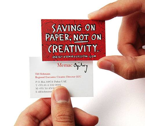 22 fresh awesome business card designs wildlabs transparent plastic cards vintage casette look colourmoves