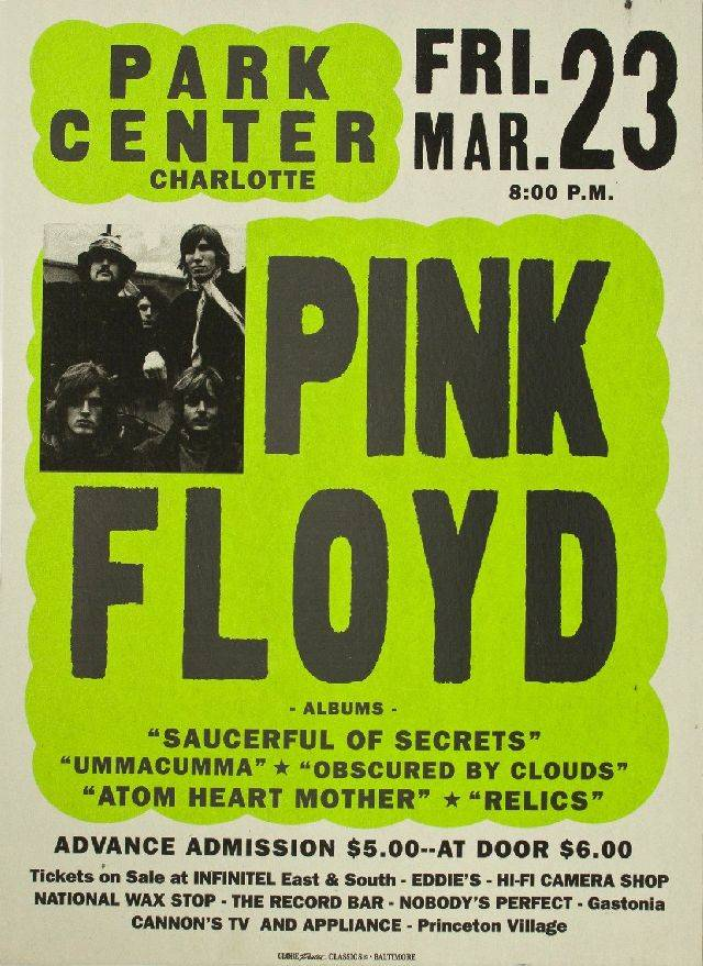 30 Vintage Rock Concert Posters That Will Blow Your Mind