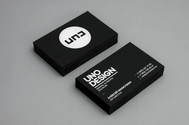 22 fresh awesome business card designs