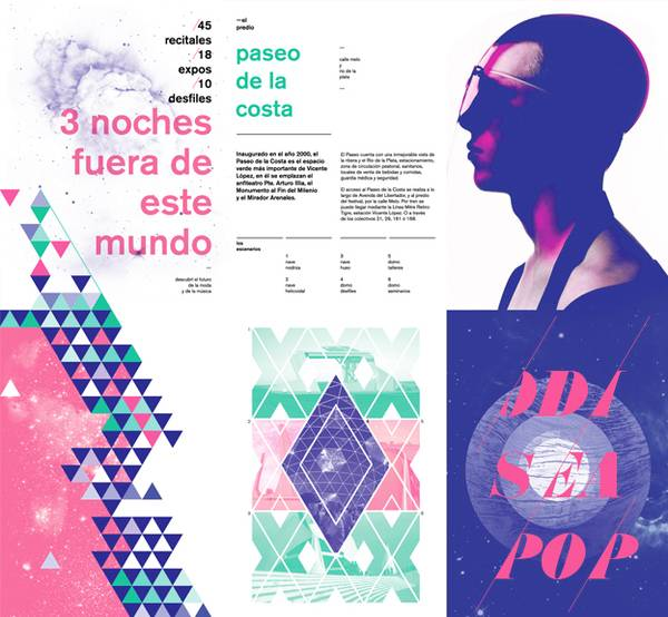 festival brochure design - 15 creative brochures that will have a good impact