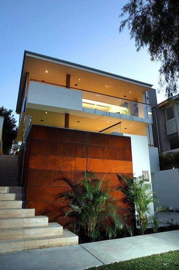 31 unique beautiful architectural house designs for Modern house designs australia