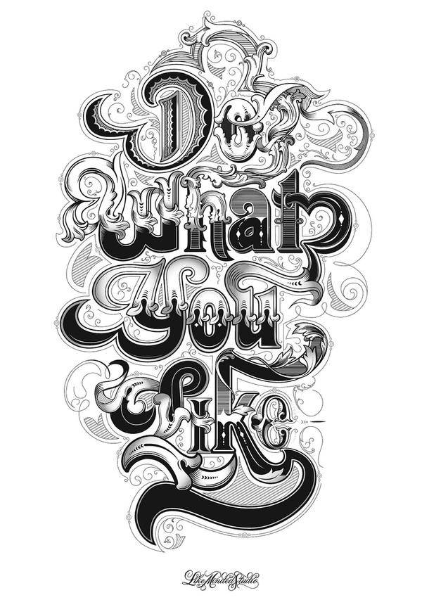 38 Cool Typography Examples That Will Make Your Work Awesome