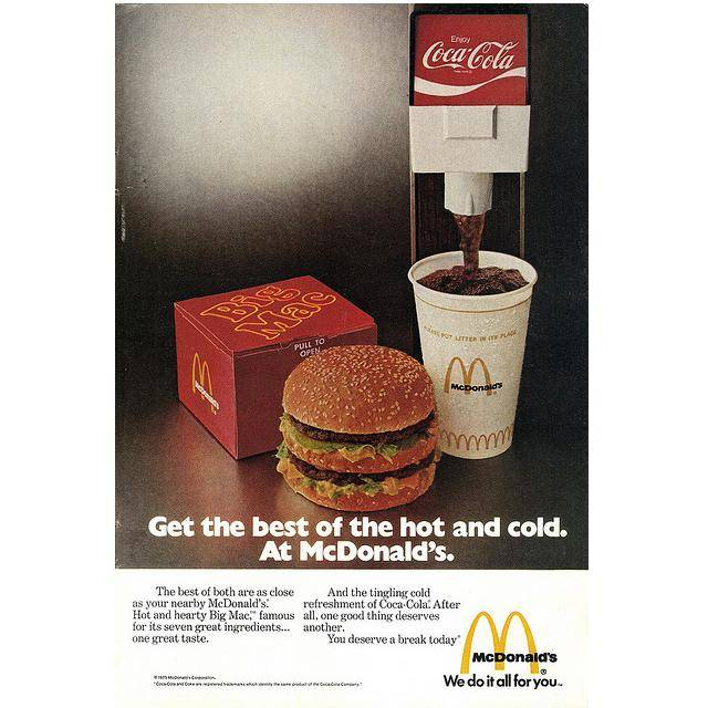 25 Excellent Vintage Fast Food Ads