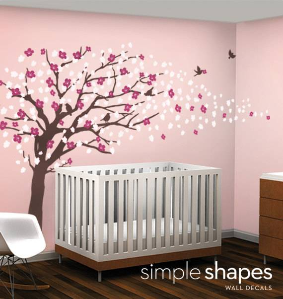 Popular Cherry Blossom Tree Tags awesome stickers cool wall
