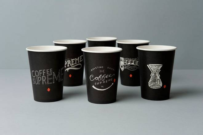 21 Awesomely Designed Coffee Cups Nd