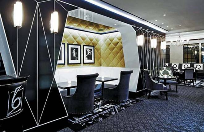 Awesome Interior Bar & Lounge Designs