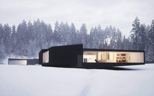 Minimal house architecture that will blow your mind for Minimal housing