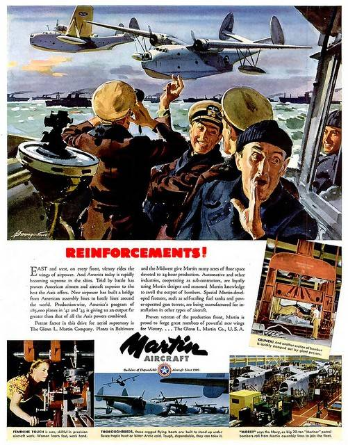 42 WW2 Ads That You Need To See - ND