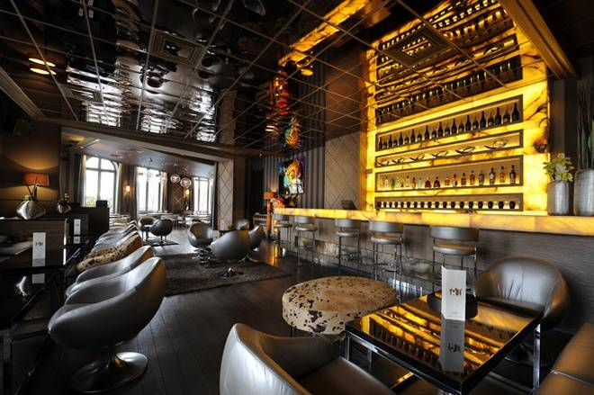 Awesome Interior Bar Lounge Designs Nd