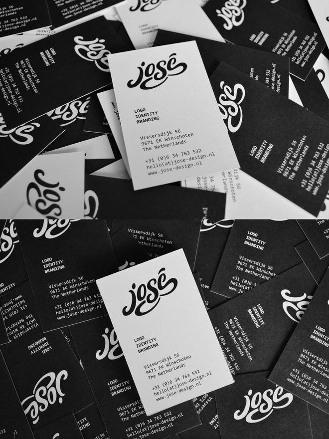 15 Awesome Business Cards Examples + Great Free Resources