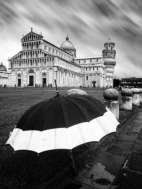 Motion over Pisa