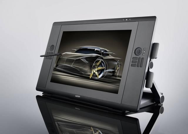Wacom Product/Advertising Photography